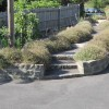 LANDSCAPING AND RETAINING WALLS