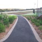 18. Driveways & Pathways, Main Ridge 2009