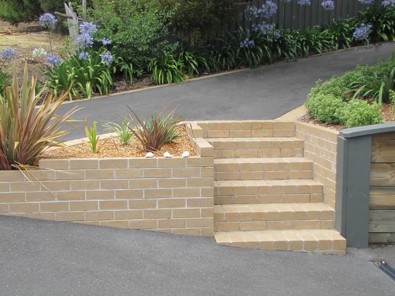 retaining walls melbourne
