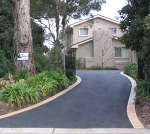Asphalt Driveways Building Driveways In Melbourne For